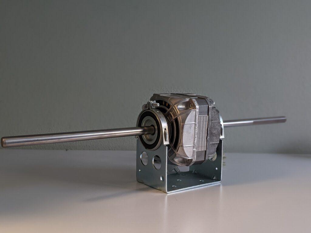 motore fancoil tecnoelettra duevi cermenate
